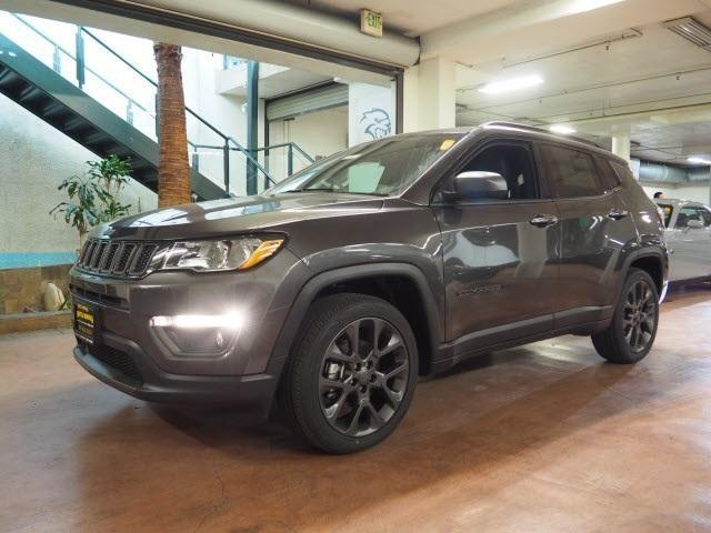 new 2021 Jeep Compass car, priced at $32,595