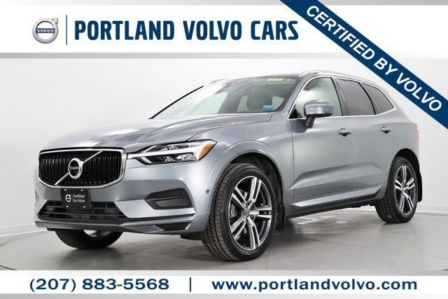 used 2019 Volvo XC60 car, priced at $41,995