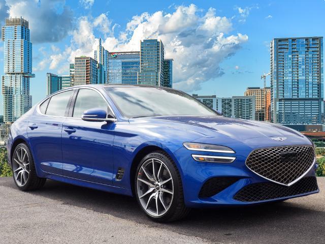 new 2022 Genesis G70 car