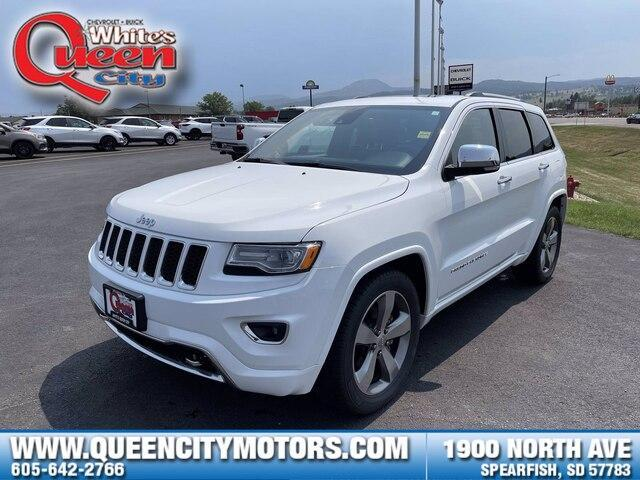 used 2015 Jeep Grand Cherokee car, priced at $27,977