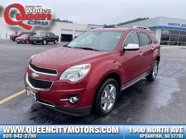 used 2015 Chevrolet Equinox car, priced at $19,477