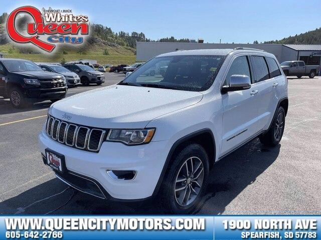 used 2017 Jeep Grand Cherokee car, priced at $28,977