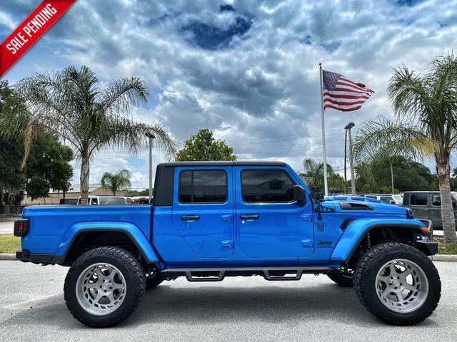 used 2021 Jeep Gladiator car, priced at $59,890