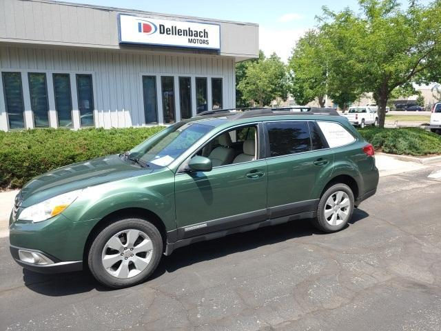 used 2011 Subaru Outback car, priced at $12,000
