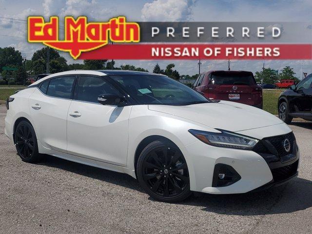 new 2021 Nissan Maxima car, priced at $43,265