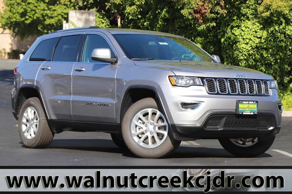 new 2021 Jeep Grand Cherokee car, priced at $38,135