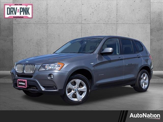 used 2012 BMW X3 car, priced at $13,999