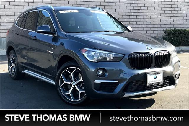 used 2018 BMW X1 car, priced at $29,947