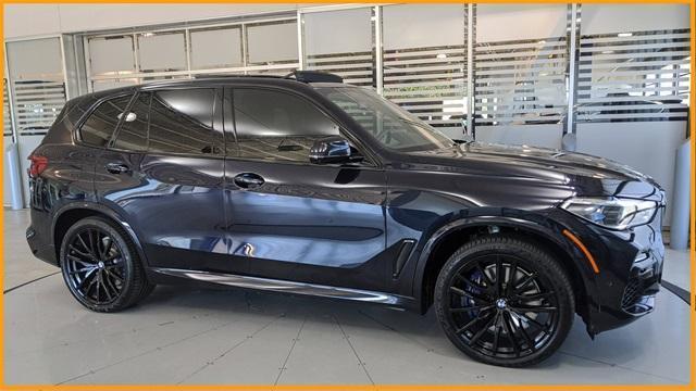 used 2020 BMW X5 car