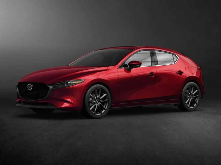 new 2021 Mazda Mazda3 car, priced at $32,140
