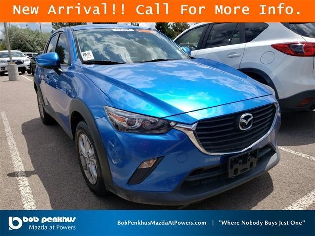 used 2017 Mazda CX-3 car, priced at $18,673