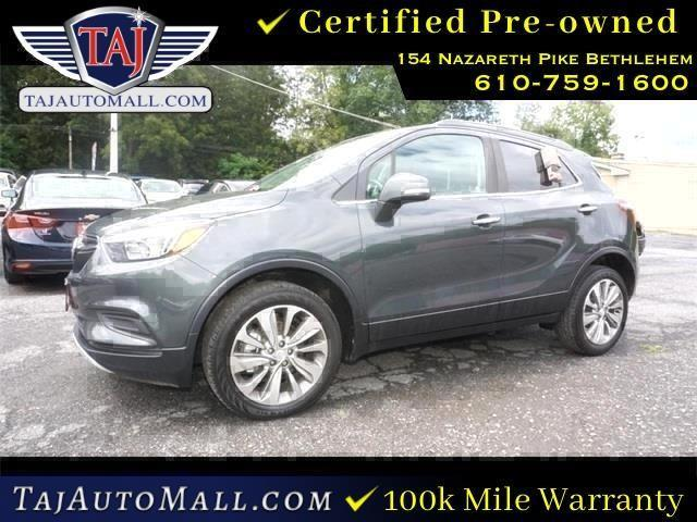 used 2017 Buick Encore car, priced at $18,955