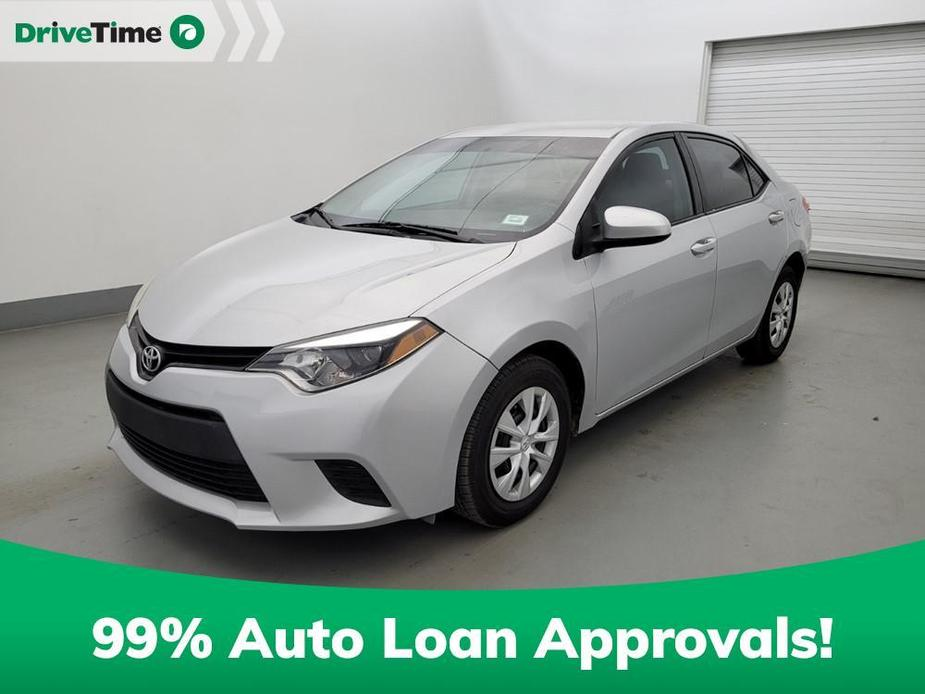used 2015 Toyota Corolla car, priced at $13,395