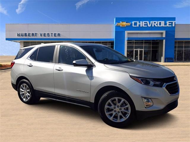 used 2021 Chevrolet Equinox car, priced at $28,600