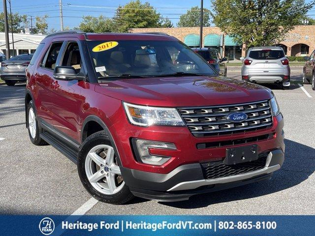 used 2017 Ford Explorer car, priced at $31,000