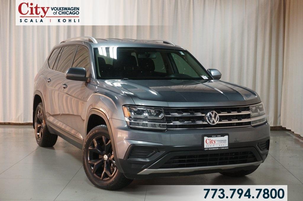 used 2018 Volkswagen Atlas car, priced at $25,290