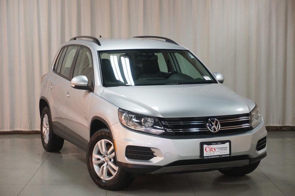 used 2017 Volkswagen Tiguan car, priced at $18,990