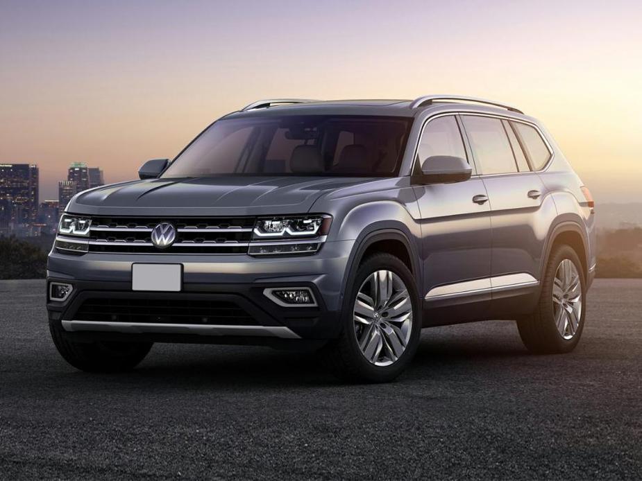 used 2018 Volkswagen Atlas car, priced at $34,990