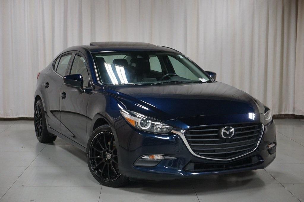 used 2017 Mazda Mazda3 car, priced at $17,840