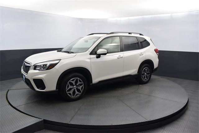 used 2020 Subaru Forester car, priced at $30,995