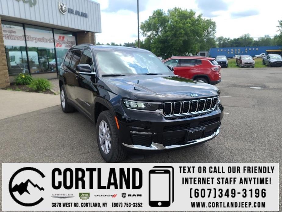 new 2021 Jeep Grand Cherokee L car, priced at $50,825
